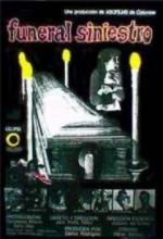 Funeral Siniestro (1977) afişi