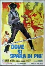 Fury Of Johnny Kid (1967) afişi