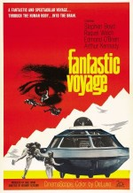 Fantastic Voyage (1) afişi