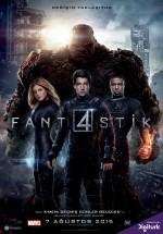 Fantastik Dörtlü (2015) afişi