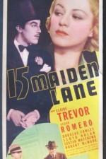 Fifteen Maiden Lane (1936) afişi