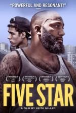 Five Star (2014) afişi