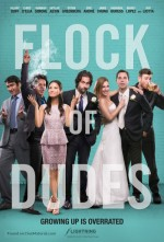 Flock of Dudes (2016) afişi