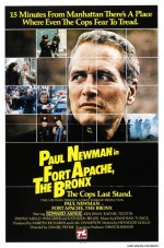 Fort Apache, The Bronx (1981) afişi