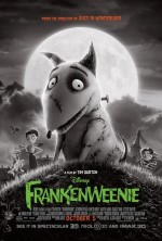 Frankenweenie (2012) afişi