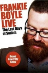 Frankie Boyle Live The Last Days of Sodom (2012) afişi