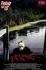 Friday the 13th: Return of Jason (2011) afişi
