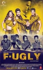 Fugly (2014) afişi