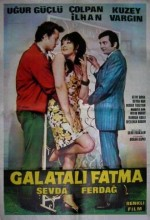 Galatalı Fatma (1969) afişi
