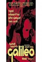 Galileo (1975) afişi