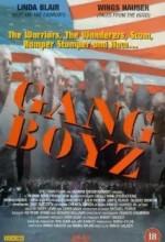 Gang Boyz (1994) afişi