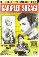 Garipler Sokağı (1967) afişi