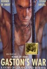 Gaston's War (1997) afişi