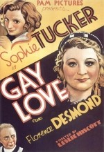Gay Love (1934) afişi
