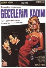 Gecelerin Kadını (ı) (1964) afişi