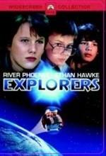Genç Astronotlar (1985) afişi