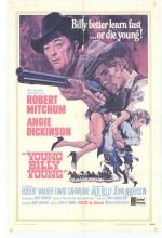 Genç Billy Young (1969) afişi