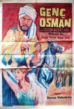 Genç Osman (1962) afişi