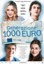 Generazione 1000 Euro (2009) afişi