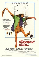 Georgy Girl (1966) afişi
