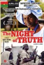 Gerçeğin Gecesi (2004) afişi