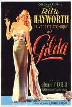 Gilda (1946) afişi