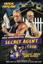 Gizli Ajanlar Kulübü (1996) afişi
