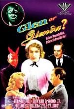 Glen Or Glenda (1953) afişi