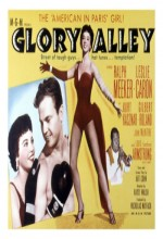 Glory Alley (1952) afişi