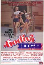 Godiva High (1980) afişi