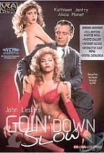 Goin' Down Slow (1988) afişi