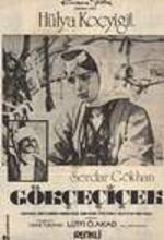 Gökçeçiçek (1972) afişi