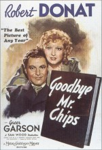 Goodbye, Mr. Chips (I) (1939) afişi