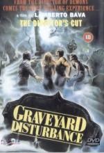 Graveyard Disturbance (1987) afişi