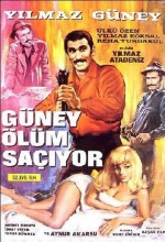 Güney Ölüm Saçıyor (1969) afişi