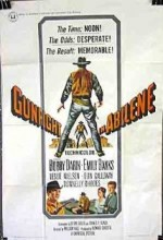 Gunfight In Abilene (1967) afişi