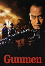 Gunmen (1988) afişi