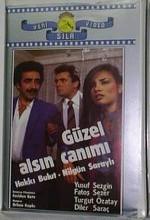 Güzel Alsın Canımı (1987) afişi