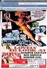 Güzel Bir Bakış (1952) afişi