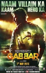Gabbar Is Back (2015) afişi