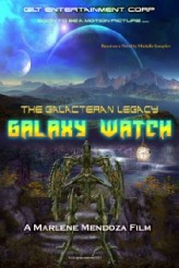 Galaxy Watch the Galacteran Legacy (2013) afişi