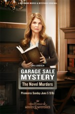 Garage Sale Mystery: The Novel Murders (2016) afişi