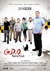 G.D.O. KaraKedi (2012) afişi