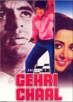 Gehri Chaal (1973) afişi