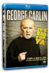 George Carlin... It's Bad for Ya! (2008) afişi
