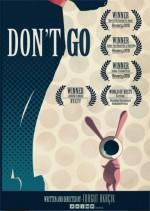 Gitme (2010) afişi