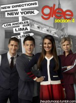 Glee Sezon 4 (2011) afişi