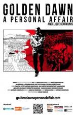 Golden Dawn: A Personal Affair (2016) afişi