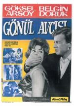 Gönül Avcısı (1962) afişi