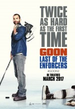 Goon: Last of the Enforcers (2017) afişi